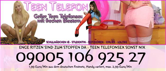 228 Teen Telefon - Der heiße Draht zum Teen Telefonsex